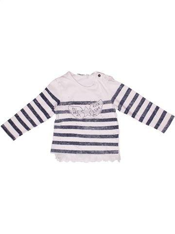 Camiseta de manga larga niña IKKS azul 2 años invierno #1268040_1