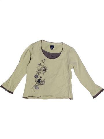 Camiseta de manga larga niña TERRE DE MARINS beige 2 años invierno #1268104_1