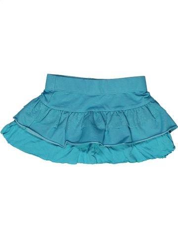 Jupe fille ORCHESTRA bleu 3 ans été #1268328_1