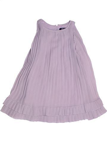 Vestido niña LILI GAUFRETTE violeta 4 años verano #1268412_1