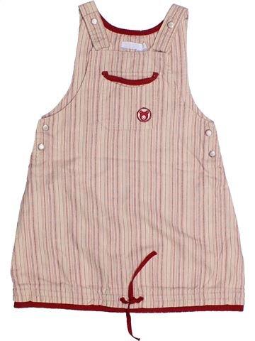Robe fille OKAIDI rose 12 mois été #1268855_1