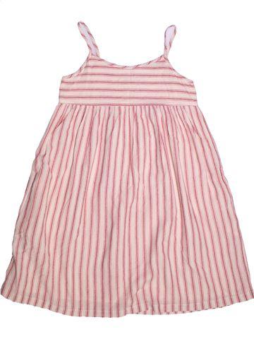 Vestido niña MANGO rosa 10 años verano #1269002_1