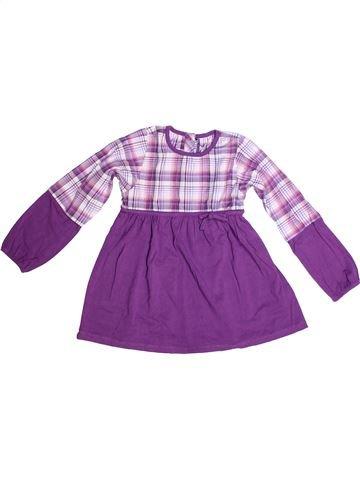 Tunique fille ORCHESTRA violet 5 ans hiver #1269039_1