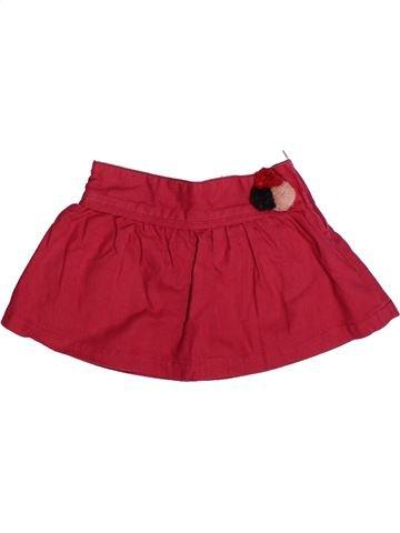 Falda niña LISA ROSE rojo 2 años verano #1269106_1