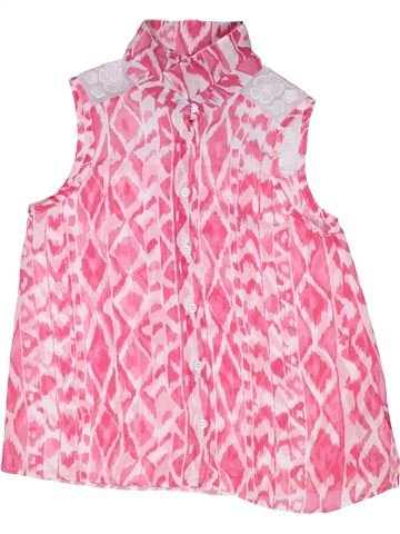 Blusa de manga corta niña KYLIE rosa 11 años verano #1269181_1
