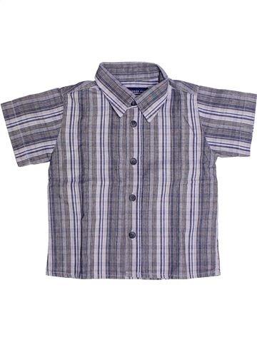Camisa de manga corta niño ORCHESTRA gris 3 años verano #1269384_1