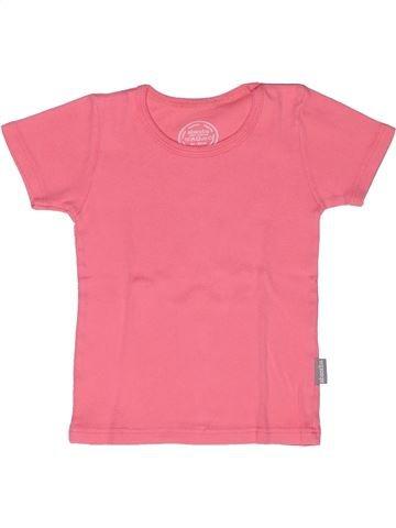 Camiseta de manga corta niña ABSORBA rosa 3 años verano #1269680_1