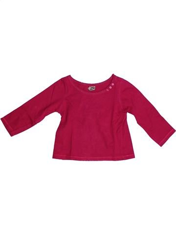 Camiseta de manga larga niña TAPE À L'OEIL rojo 2 años invierno #1269714_1