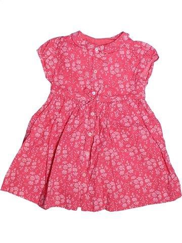 Robe fille JACADI rose 2 ans été #1269859_1