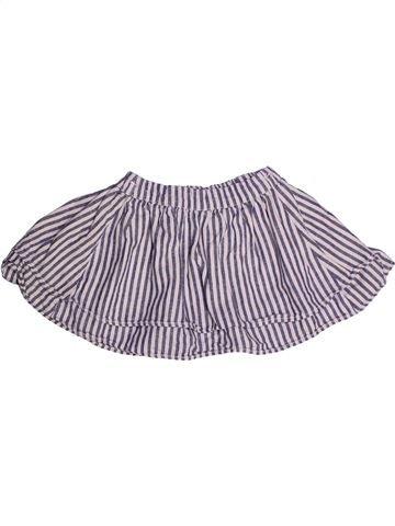 Falda niña TAPE À L'OEIL violeta 4 años verano #1270367_1