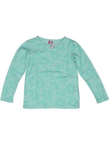 Camiseta de manga larga niña ORCHESTRA azul 5 años invierno #1270481_1