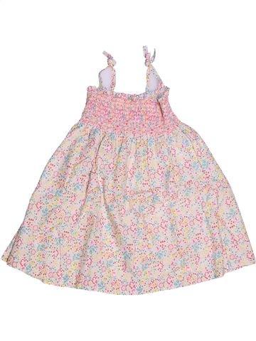 Vestido niña PETIT BATEAU violeta 3 años verano #1270511_1