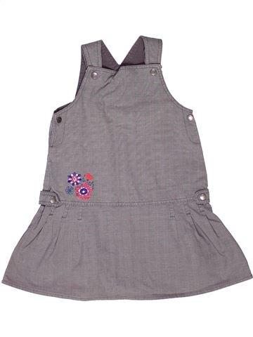 Vestido niña LA COMPAGNIE DES PETITS gris 4 años verano #1270529_1