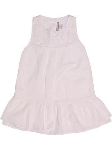 Robe fille ORCHESTRA blanc 2 ans été #1270546_1
