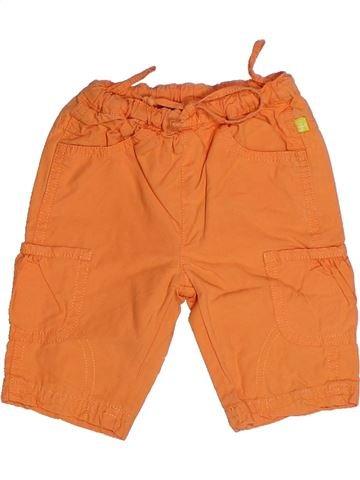 Pantalon fille BFC orange 1 mois été #1270862_1
