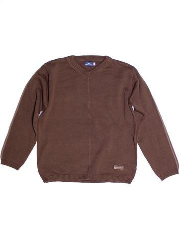 jersey niño SERGENT MAJOR marrón 10 años invierno #1270903_1