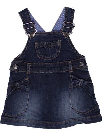 Vestido niña TEX azul 6 meses verano #1271048_1