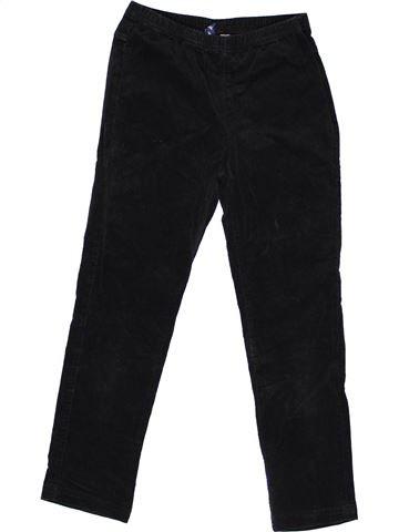 Pantalon fille ORIGINAL MARINES noir 8 ans hiver #1271499_1