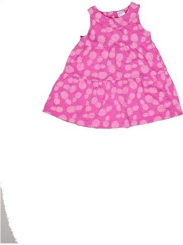 Vestido niña E-VIE ANGEL rosa 2 años verano #1271660_1