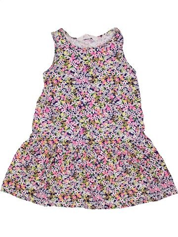 Robe fille H&M beige 6 ans été #1271741_1