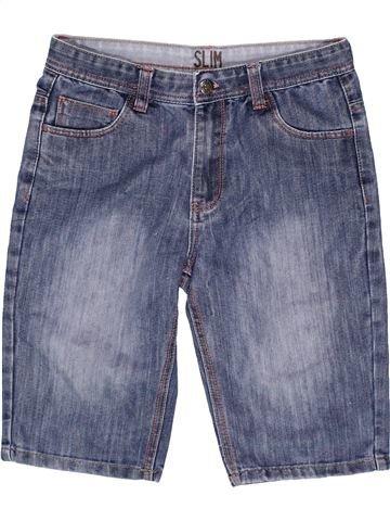 Short - Bermuda garçon SANS MARQUE bleu 12 ans été #1271849_1