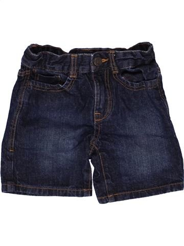 Short - Bermuda garçon KIABI bleu 8 ans été #1271941_1
