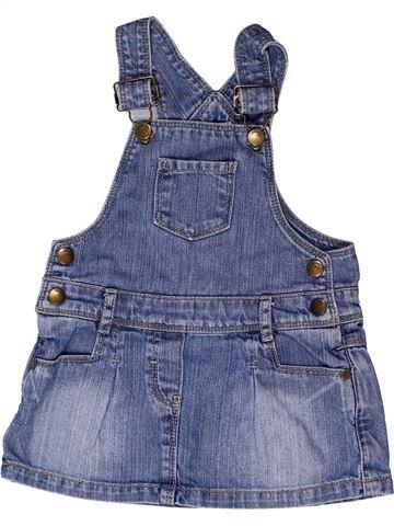 Robe fille OKAIDI bleu 18 mois été #1272072_1