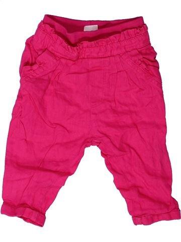 Pantalon fille TED BAKER rose 9 mois été #1272645_1