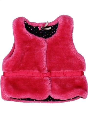Gilet fille ORCHESTRA rouge 4 ans hiver #1272802_1