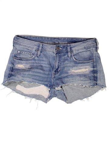 Short - Bermuda fille H&M bleu 13 ans été #1273095_1