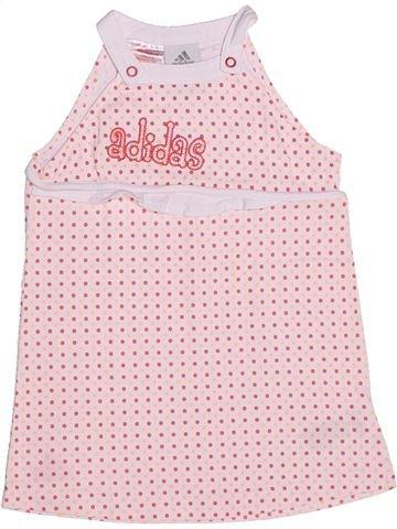 Vestido niña ADIDAS rosa 4 años verano #1273192_1