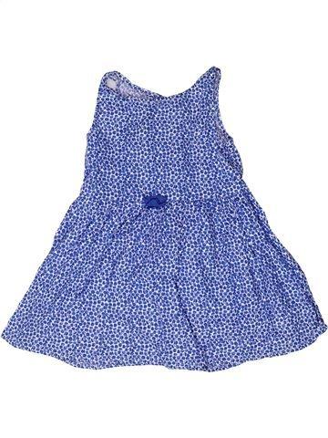 Vestido niña H&M azul 2 años verano #1273272_1