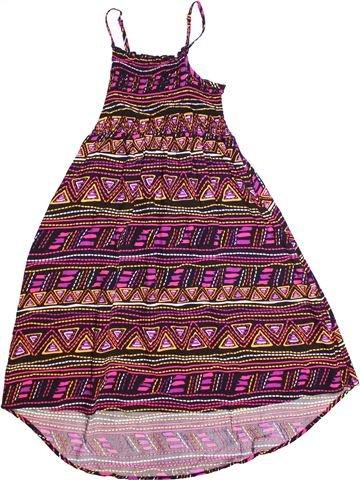 Robe fille C&A violet 11 ans été #1273326_1