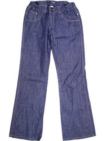 Pantalon garçon LA REDOUTE CRÉATION bleu 13 ans hiver #1273376_1