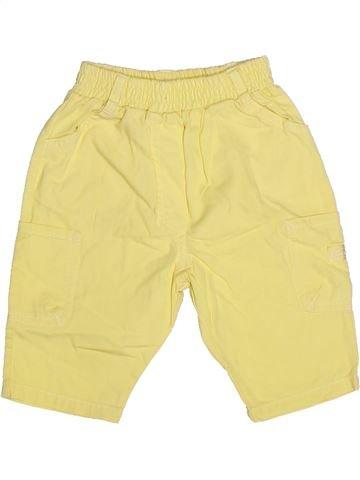 Pantalon garçon OKAIDI beige 6 mois hiver #1273404_1