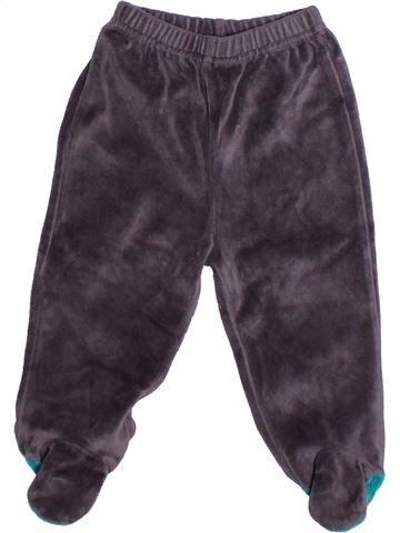 Pantalon garçon DPAM gris 12 mois hiver #1273472_1