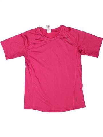 Sportswear fille QUECHUA rose 12 ans été #1273529_1