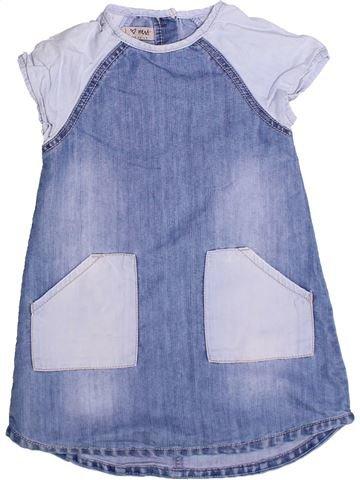 Vestido niña NEXT azul 4 años verano #1273603_1