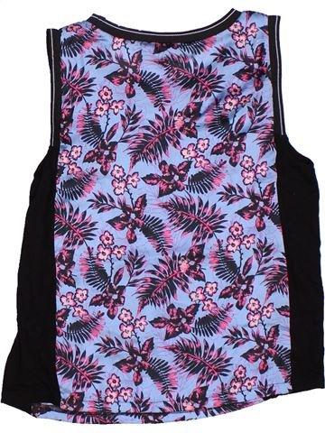 Blusa de manga corta niña CANDY COUTURE azul 11 años verano #1273610_1