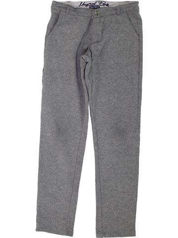 Pantalón niño MAYORAL gris 9 años invierno #1273965_1
