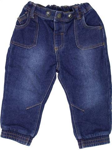 Pantalón niño ERGEE azul 2 años invierno #1273976_1