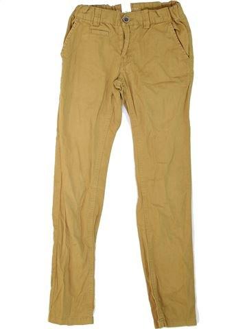 Pantalón niño LA REDOUTE CRÉATION marrón 12 años verano #1274486_1