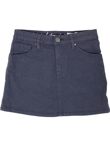 Falda niña H&M azul 13 años verano #1274494_1