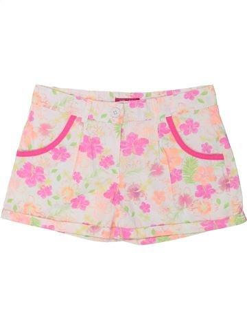 Pantalón corto niña PRIMARK blanco 11 años verano #1274509_1