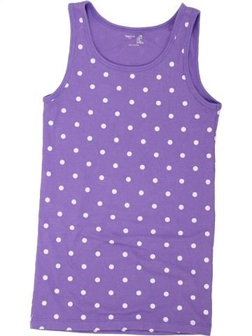 T-shirt sans manches fille GAP violet 12 ans été #1274962_1