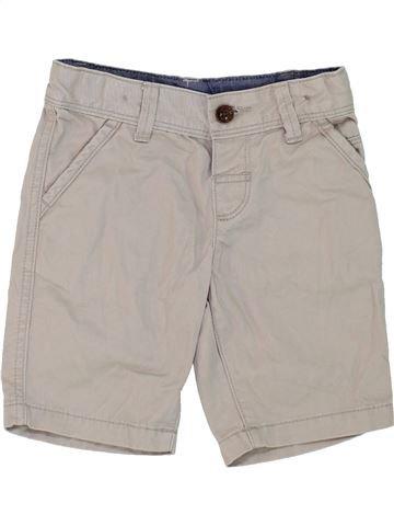 Short - Bermuda garçon MARKS & SPENCER gris 3 ans été #1274993_1
