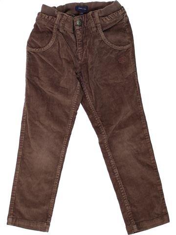 Pantalon garçon TOMMY HILFIGER violet 3 ans hiver #1275060_1