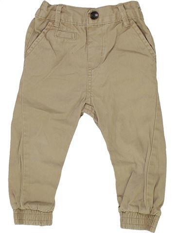 Pantalon garçon PRIMARK beige 2 ans été #1276203_1