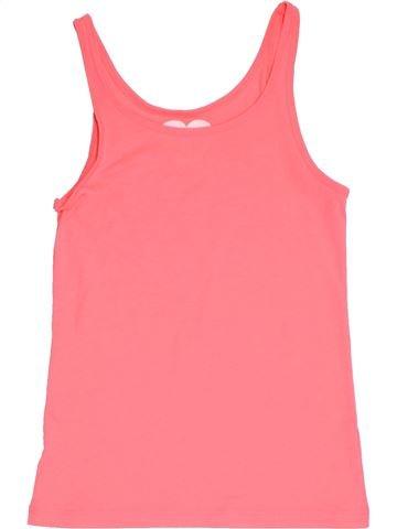 Camiseta sin mangas niña PRIMARK rosa 10 años verano #1276288_1