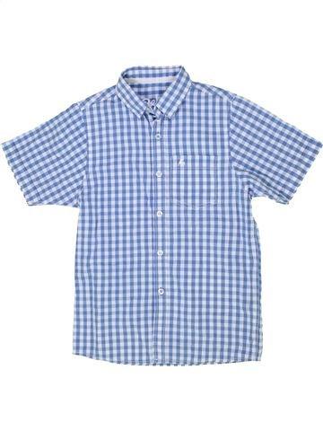 Chemise manches courtes garçon PRIMARK bleu 9 ans été #1276650_1